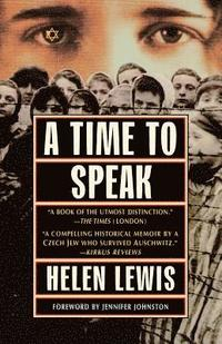 bokomslag A Time to Speak