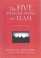 bokomslag The Five Dysfunctions of a Team