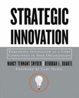 bokomslag Strategic Innovation