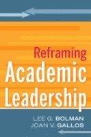 bokomslag Reframing Academic Leadership