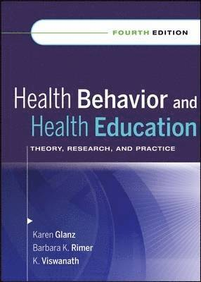 bokomslag Health Behavior and Health Education: Theory, Research, and Practice