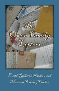bokomslag The Owen Family Letters