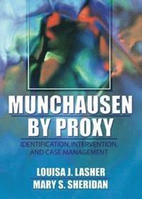 bokomslag Munchausen by Proxy