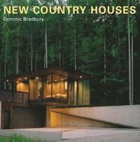 bokomslag New Country Houses