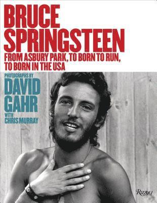 bokomslag Bruce Springsteen