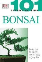bokomslag 101 Essential Tips: Bonsai