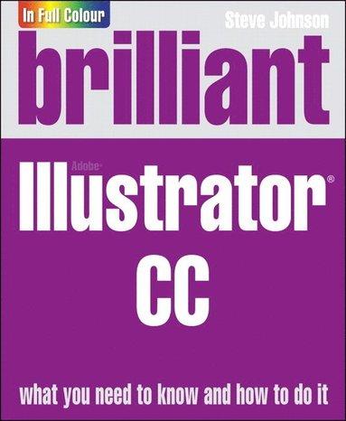 bokomslag Brilliant Adobe Illustrator CC