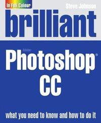 bokomslag Brilliant Adobe Photoshop CC
