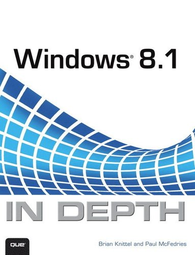 bokomslag Windows 8.1 in Depth