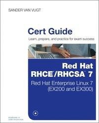 bokomslag Red Hat RHCSA/RHCE 7 Cert Guide