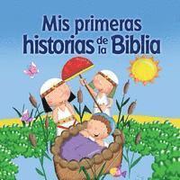 bokomslag MIS Primeras Historias de La Biblia = My First Bible Stories