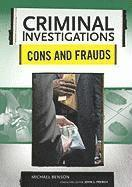 bokomslag Cons and Frauds