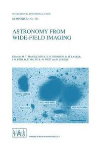 bokomslag Astronomy from Wide-Field Imaging