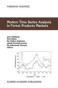 bokomslag Modern Time Series Analysis in Forest Products Markets