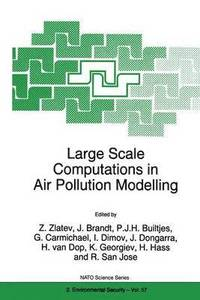 bokomslag Large Scale Computations in Air Pollution Modelling