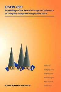 bokomslag ECSCW 2001