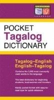 bokomslag Pocket tagalog dictionary - tagalog-english english-tagalog
