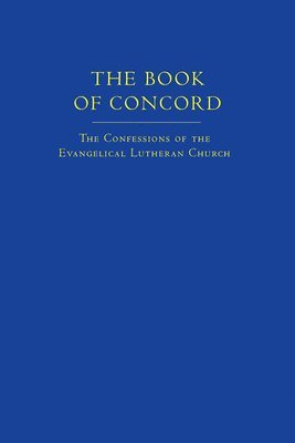 bokomslag The Book of Concord