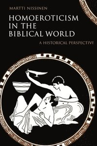 bokomslag Homoeroticism in the Biblical World