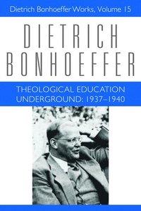 bokomslag Theological Education Underground