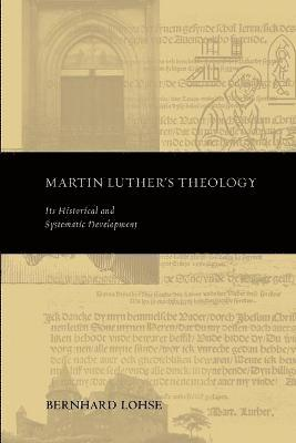 bokomslag Martin Luther's Theology
