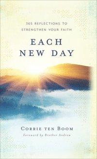 bokomslag Each New Day