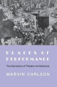 bokomslag Places Of Performance