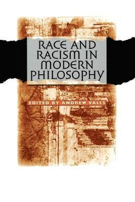 bokomslag Race and racism in modern philosophy