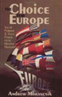bokomslag The Choice for Europe