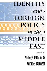 bokomslag Identity and Foreign Policy in the Middle East