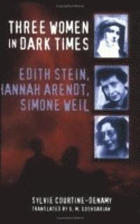bokomslag Three Women in Dark Times