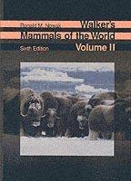 bokomslag Walker's Mammals of the World: 2-vol. set