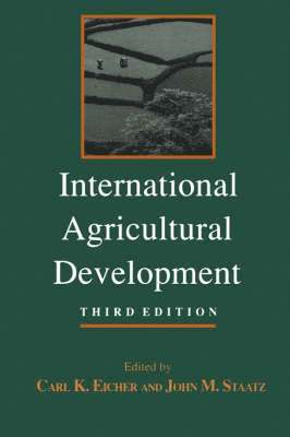 bokomslag International Agricultural Development