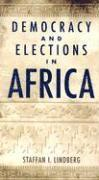 bokomslag Democracy and Elections in Africa
