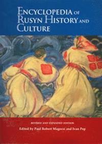 bokomslag Encyclopedia of Rusyn History and Culture