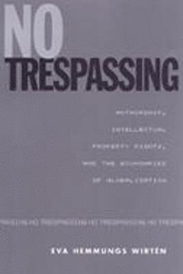 bokomslag No Trespassing