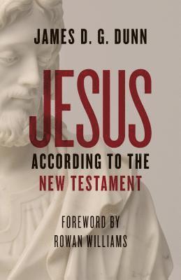 bokomslag Jesus according to the New Testament