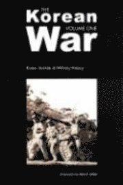 bokomslag The Korean War: v. 1
