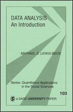 Data Analysis: An Introduction 1