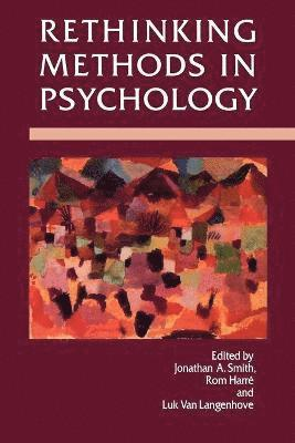 bokomslag Rethinking Methods in Psychology