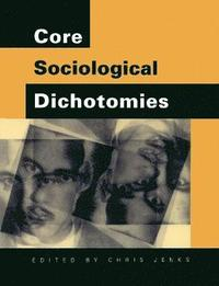 bokomslag Core Sociological Dichotomies