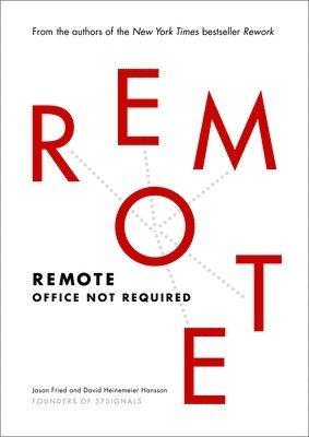 bokomslag Remote