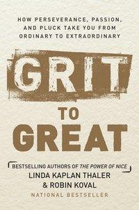 bokomslag Grit To Great