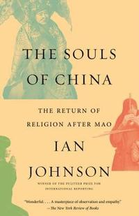 bokomslag The Souls of China: The Return of Religion After Mao