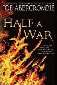 bokomslag Half a War