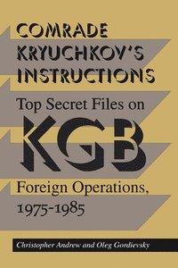 bokomslag Comrade Kryuchkov's Instructions