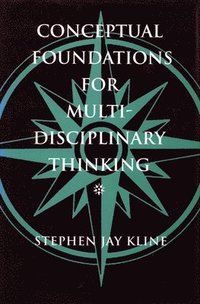 bokomslag Conceptual Foundations for Multidisciplinary Thinking
