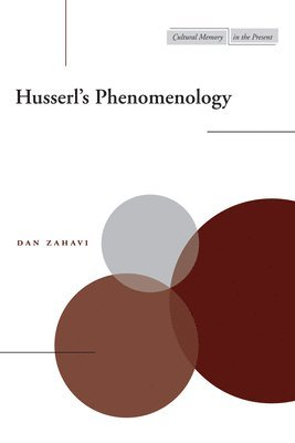 bokomslag Husserl's Phenomenology
