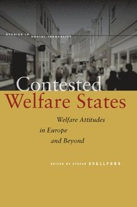 bokomslag Contested Welfare States