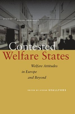bokomslag Contested Welfare States